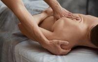 Deep Tissue Massage-shoulder blade (man)